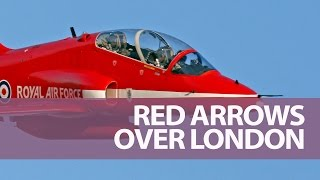 The Red Arrows YouTube video