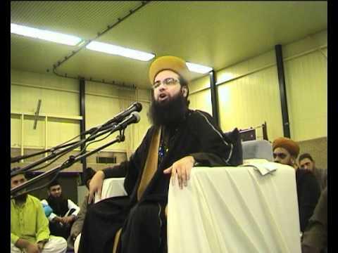 ( 17 sept 2011 Eindhoven ) Taj Ul Ulema Hazrat Allama Syed Mohammad Noorani Ashrafi Jilani saheb