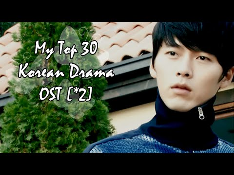 korean drama - My Top 30 Korean Drama OST [*1]: http://youtu.be/r8U7TwkpuHs After my first Top 30 Korean Drama OST, of course, I've watched more dramas, listened to their O...
