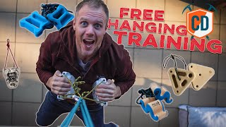 Free Hanging Climbing Training Gear | Climbing Daily Ep.1589 by EpicTV Climbing Daily