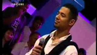 Marcell - Sisa Semalam (Live @Dahsyat RCTI)