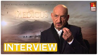 Nonton Der Medicus - The Physician   Ben Kingsley EXCLUSIVE Interview (2013) Film Subtitle Indonesia Streaming Movie Download