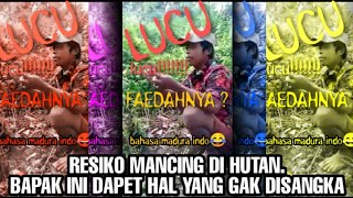 Video lucu tutorial menangkap burung, bahasa madura