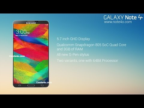 samsung - New Awesome Samsung Galaxy Note 4 concept! Source: http://www.note4o.com/galaxy-note-4-realistic-concept/ Via: http://www.concept-phones.com/samsung/samsung-galaxy-note-4-concept/ Do you...