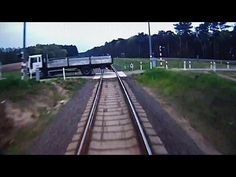 Πολωνία: Μηχανοδηγός τρένου έσωσε τη ζωή των επιβατών