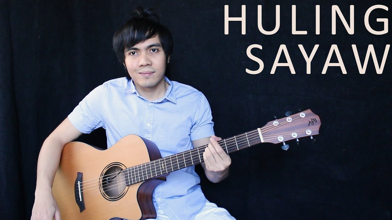 Huling Sayaw – Kamikazee feat. Kyla (fingerstyle guitar cover)