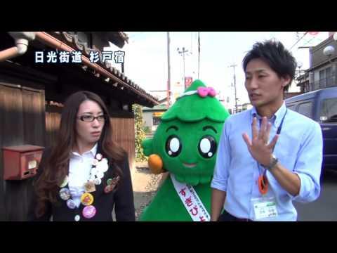 """すぎぴょん(埼玉県杉戸町)""""ゆるキャラが本気で壁ドン!"""""""