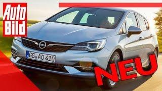 Opel Astra Facelift (2019): Vorstellung - erste Bilder - Infos by Auto Bild