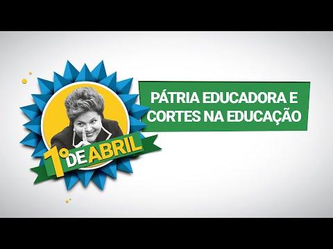 Promessas não cumpridas de Dilma – Educação