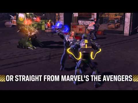 Watch Marvel Heroes Meet Thor, Son of Asgard