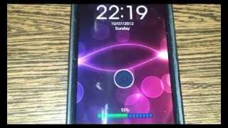 Neon Purple HD GO Locker PRO YouTube video