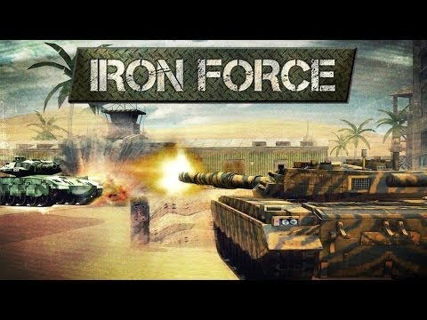 Iron Force Review & Gameplay (iPad Mini/iOS) – Tablet-News.com