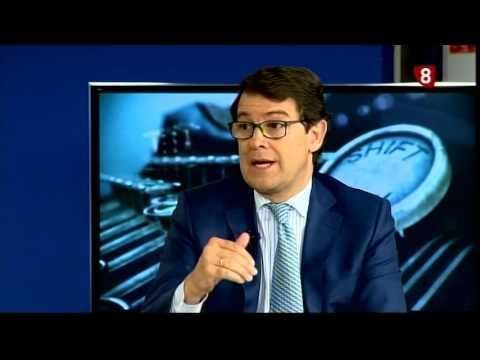 Alfonso Fernández Mañueco, presidente del PP de Ca...
