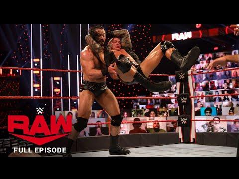 WWE Raw Full Episode, 02 November 2020