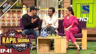 Episode 41   Freaky Ali Team in Kapil Show10th September 2016