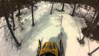 7. ski-doo mxz 550f