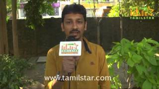 Prabhu Yuvaraj at Ra Movie Team Interview