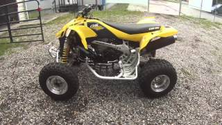 8. 2012 Can-Am DS 450 FOR SALE - Lowcountry Powersports - Beaufort, SC