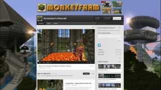 Monkeyfarm's 25K Subs&Minecraft Skin Contest!