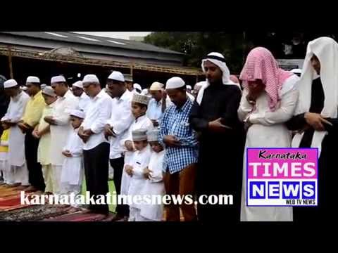 Mangaluru: Id-Ul-Fitr celebrated with fervour