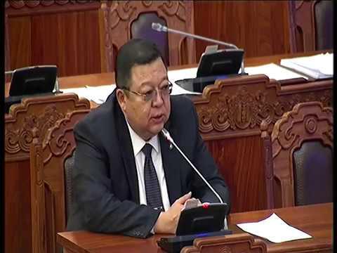 С.Эрдэнэ: Монгол Улсын Ерөнхий сайд та ажлаа хийнэ үү?