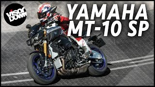 5. Yamaha MT-10 SP First Ride Review | Visordown Motorcycle Reviews