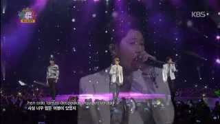 [HIT] 뮤직뱅크 인 멕시코(MusicBank in Mexico)-요섭&성규&영재(YoSub&SungKyu&YoungJae) - iCorre!.20141112