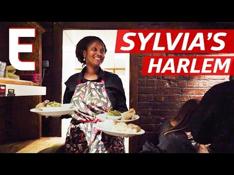 How Sylvia's Keeps The Great Harlem Soul Food Tradition Stronger Than Ever — Heirloom