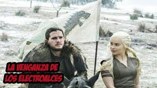 Filtración De La Historia De La Temporada 7 De Game Of Throne...