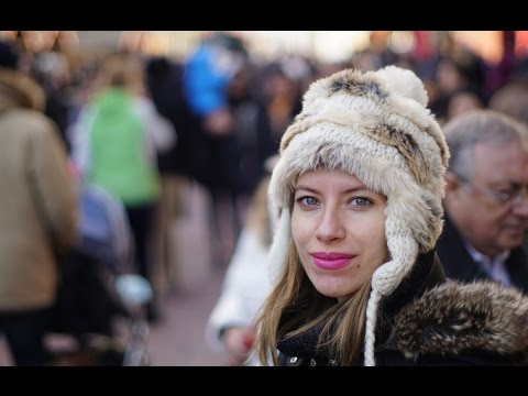 VIDEO: Toronto Christmas Market