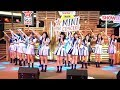 170915『4K』FANCAM BNK48 - Aitakatta (อยากจะได้พบเธอ) @ ShowDC Mini concert 95.5 Virgin Hitz