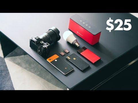 BEST TECH GADGETS YOU NEED - UNDER $25