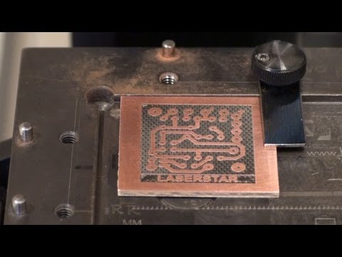 "<h3>Laser Marking - Printed Circuit Board (PCB) Fabrication </h3>LaserStar Technologies ( <a dir=""ltr"" title=""http://laserstar.net"" href=""http://laserstar.net"" target=""_blank"" rel=""nofollow"">http://laserstar.net</a> ) - this laser marking video shows the fabrication of a Printed Circuit Board (PCB). LaserStar's 20 Watt fiber laser marking system was used for this laser marking application.<br><br>"