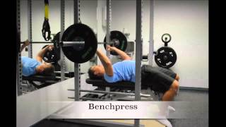 Exercise Index: Benchpress