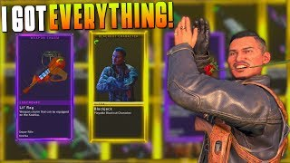 Video I GOT BLACKJACK & ALL OTHER NEW ITEMS! (BO4 Supply Drop Opening) NEW WEAPONS! #MatMicMar MP3, 3GP, MP4, WEBM, AVI, FLV Mei 2019