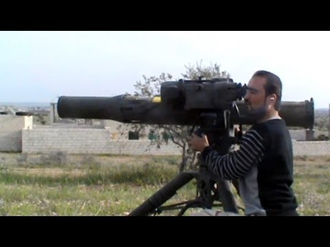 US secretly sending anti-tank missiles to Syrian rebels - reports