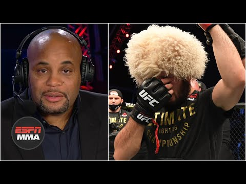 Reaction to Khabib Nurmagomedov retiring after UFC 254 win vs. Justin Gaethje | UFC Post Show
