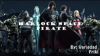Nonton Harlock Space Pirate (español latino HD) Film Subtitle Indonesia Streaming Movie Download