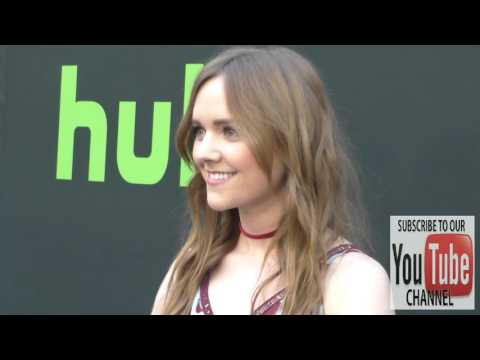 Tara Lynne Barr at the Casual Season 2 Premiere & FYC Event at Arclight Theatre in Hollywood