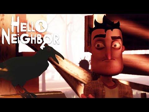 ПРИЗРАКИ ИЗ ПРОШЛОГО ► Hello Neighbor #3