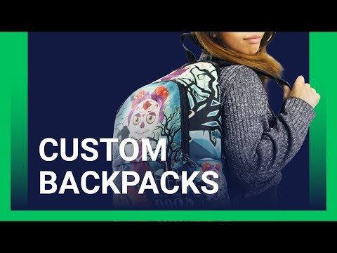 Custom Backpacks in 3 Styles [Printify Product Review]