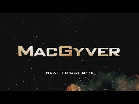 MacGyver 4x07 | Promo |  Mac | Desi | Riley  | Aubrey  | Season 4 Episode 7 | Promo