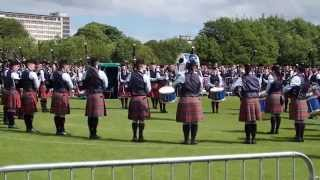 Montgomery United Kingdom  City pictures : Field Marshal Montgomery Pipe Band - United Kingdom Championships 2015 - Medley