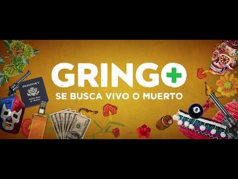 "Gringo: Se busca vivo o muerto - ""TV spot""?>"