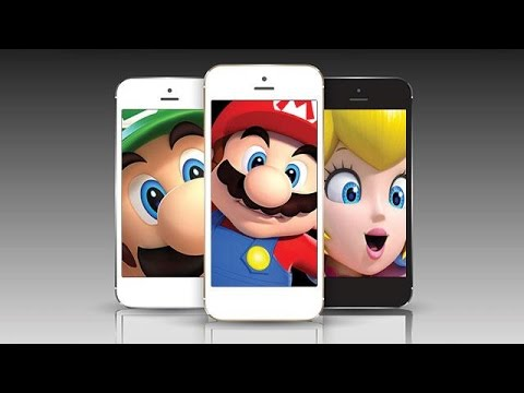 Nintendo Entering the Mobile Game Market - #CUPodcast