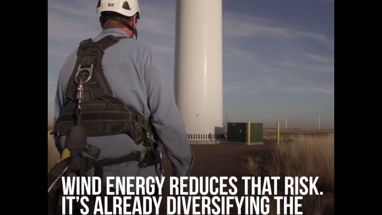 Wind power: Keeping the lights on