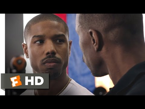 Creed - Learning the Hard Way Scene (1/11) | Movieclips