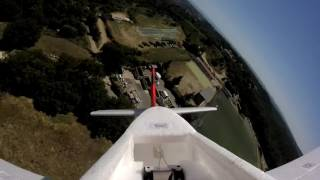 La Gaude France  City pictures : T-28 RC at La Gaude Model Air Club France