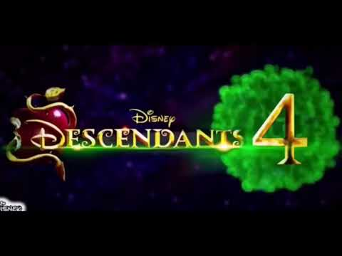 Descendants 4 Disney trailer (2020) new movies Hollywood status 😇😇😇 Zubair aryan