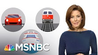 President Trump is pushing a trillion dollar plan to improve America's aging infrastructure, but the estimates for getting it up to speed are far higher.  The American Society of Civil Engineers calls for $4.6 trillion to pay for fixes, builds, and upgrades over the next ten years.» Subscribe to MSNBC: http://on.msnbc.com/SubscribeTomsnbcAbout: MSNBC is the premier destination for in-depth analysis of daily headlines, insightful political commentary and informed perspectives. Reaching more than 95 million households worldwide, MSNBC offers a full schedule of live news coverage, political opinions and award-winning documentary programming -- 24 hours a day, 7 days a week.Connect with MSNBC OnlineVisit msnbc.com: http://on.msnbc.com/ReadmsnbcFind MSNBC on Facebook: http://on.msnbc.com/LikemsnbcFollow MSNBC on Twitter: http://on.msnbc.com/FollowmsnbcFollow MSNBC on Google+: http://on.msnbc.com/PlusmsnbcFollow MSNBC on Instagram: http://on.msnbc.com/InstamsnbcFollow MSNBC on Tumblr: http://on.msnbc.com/LeanWithmsnbcDonald Trump's Trillion Dollar Plan Is Not Enough  Velshi & Ruhle  MSNBC